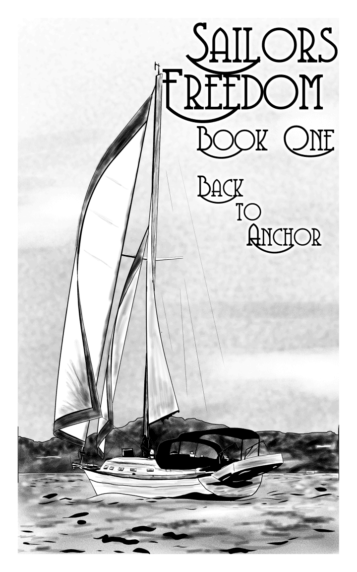 Book 1 Cover: Back to Anchor