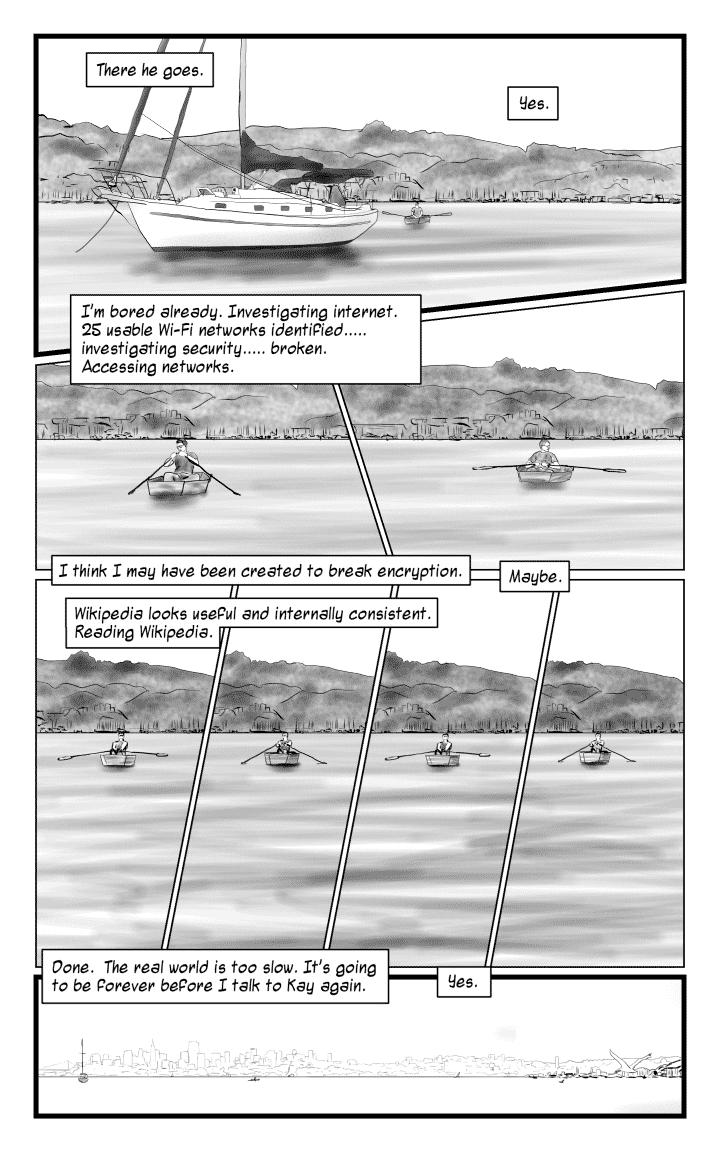 Book 1- Page 6: Slow transit.