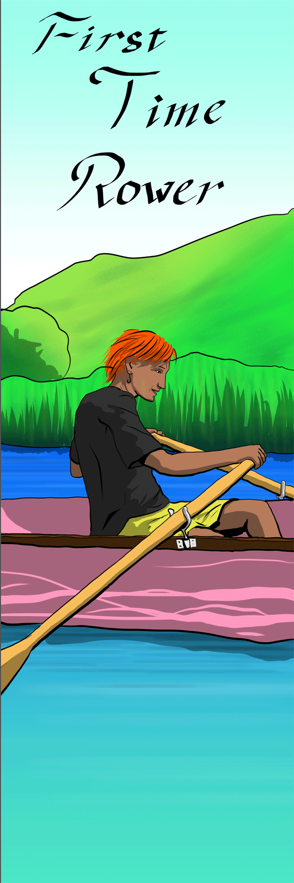 First Time Rower