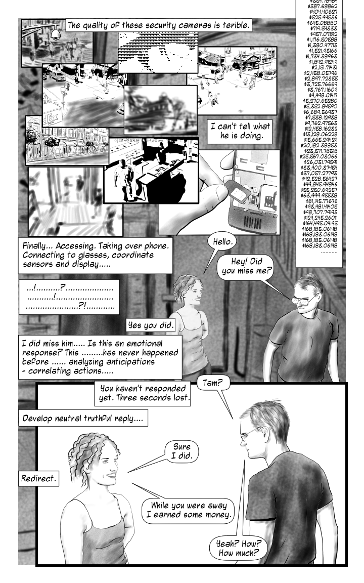 Book 1- Page 8: Did you miss me?